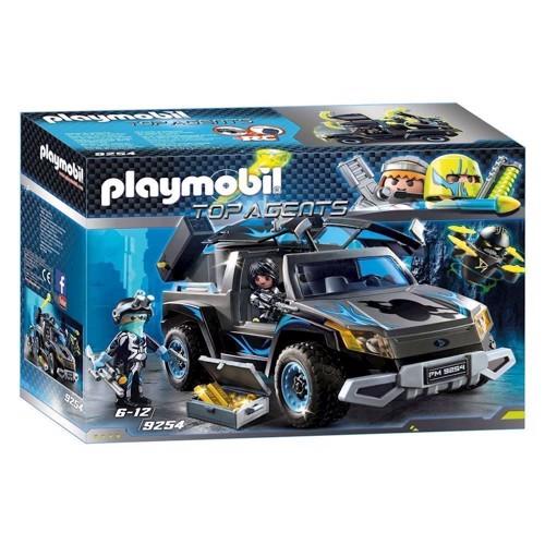 Playmobil 9254 Dr. Drones pickup