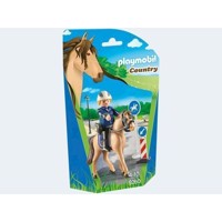 Playmobil 9260 Police With Horse