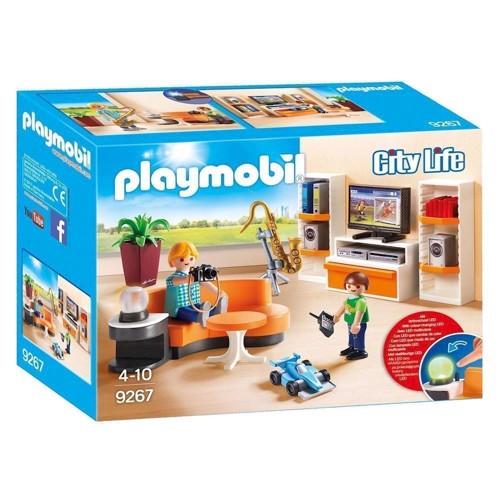 Image of Playmobil 9267 Salon (4008789092670)