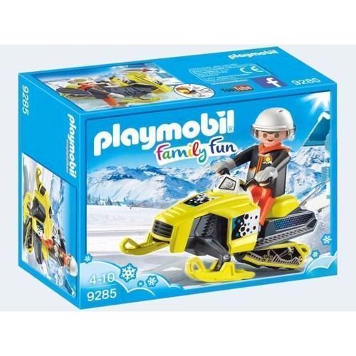 Playmobil snescooter