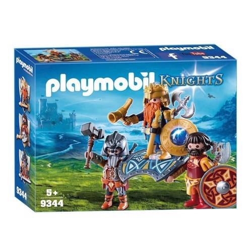 Image of Playmobil 9344 Dværgkonge (4008789093448)
