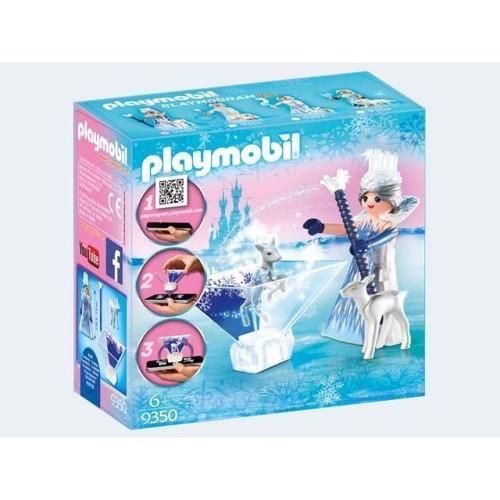 Image of Playmobil 9350 prinsesse iskrystal (4008789093509)