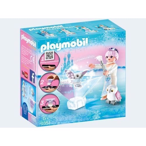 Image of Playmobil 9351 prinsesse isblomst (4008789093516)