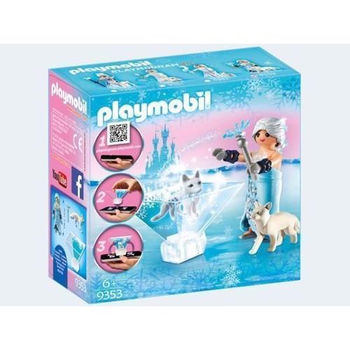 Image of Playmobil 9353 prinsesse vinterblomst (4008789093530)