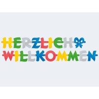 Greeting Card 2m Herzl Welcome