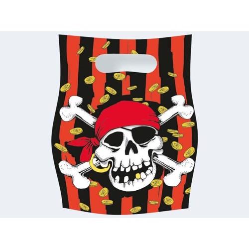 Image of   6 Hatte Pirat