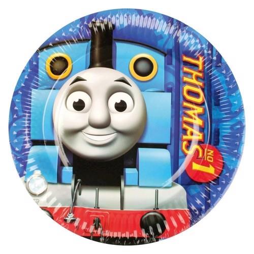 Thomas tog engangstallerkner, 8 stk