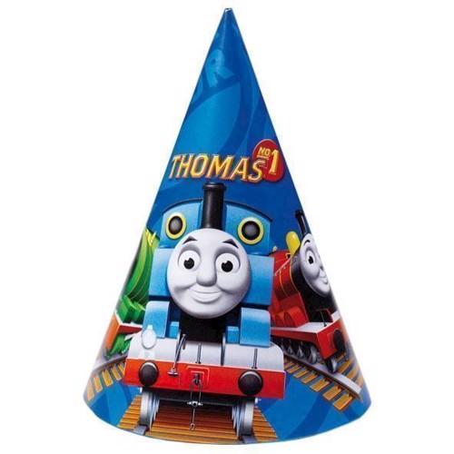 Image of Thomas tog festhatte, 6 stk