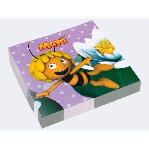 Image of   20 Servietter Bee Maja