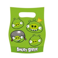 Angry Birds slikposer, 6 stk