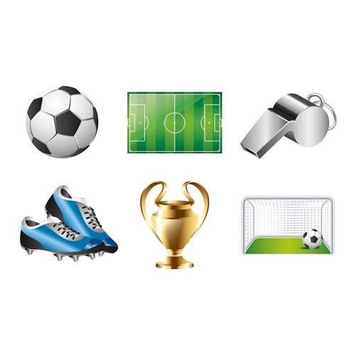 Image of   Fodbold tatto