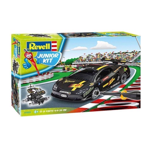 Image of   Revell Byggesæt Junior Kit racing car 1:20