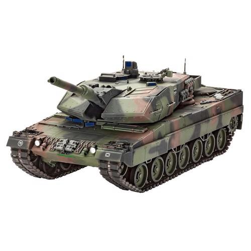 Image of   Revell Byggesæt Leopard 2A5/A5NL Tank