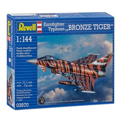 Image of   Revell Byggesæt Eurofighter Bronze Tiger