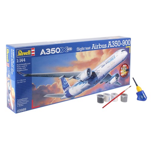 Image of   Revell Byggesæt Airbus A350-900