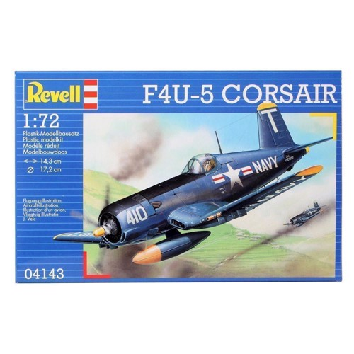 Image of   Revell Byggesæt F4U-5 Corsair