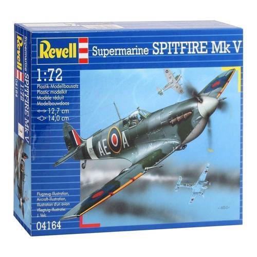 Image of Revell Byggesæt Spitfire Mk V (4009803041643)