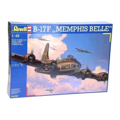 Image of   Revell Byggesæt B-17F Memphis Belle