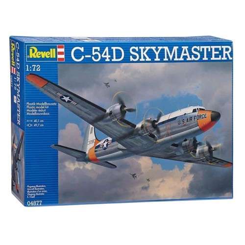 Image of   Revell Byggesæt Northrop P-61A / B Black Widow