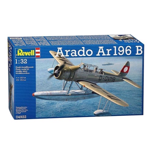 Image of   Revell Byggesæt Arado Ar196B