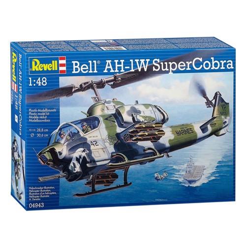Image of   Revell Byggesæt Bell AH-1W Super Cobra