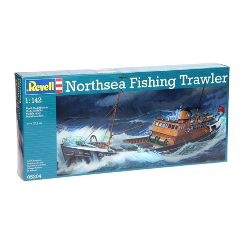 Image of   Revell Byggesæt Northsea Fishing Trawler