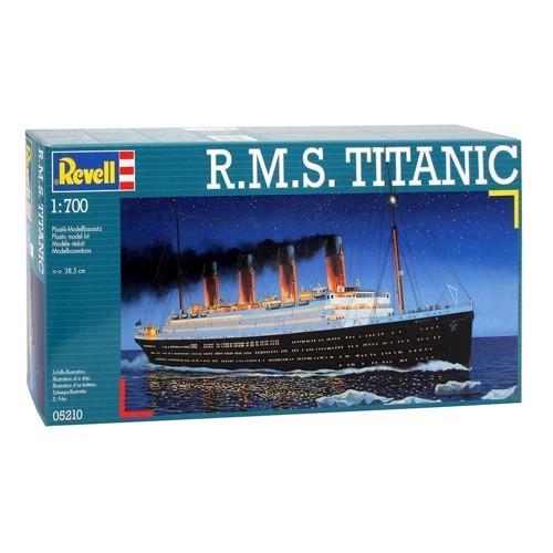 Image of Revell Byggesæt R.M.S. Titanic