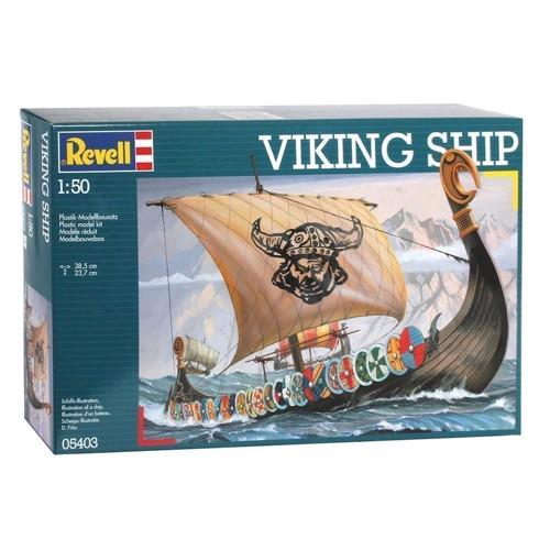 Image of Revell Byggesæt Viking Ship