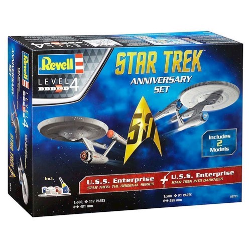 Image of   Revell Byggesæt Kit Star Trek