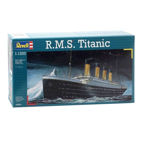 Image of Revell Byggesæt Titanic (4009803058047)