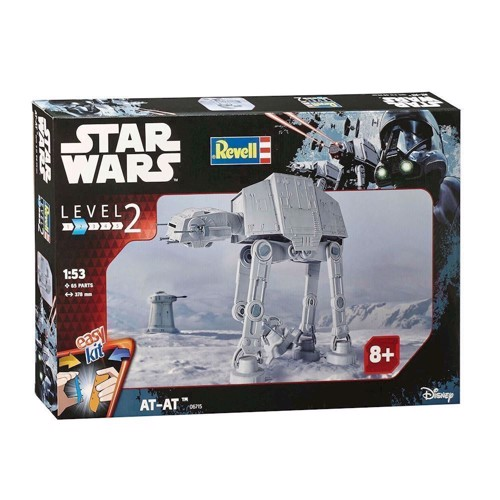 Image of   Revell Byggesæt Build &Play Star Wars - AT-AT