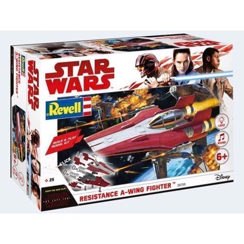 Image of   Revell Byggesæt, Star Wars Build & Play A