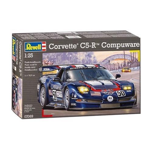 Image of   Revell Byggesæt Corvette C5-R Compuware