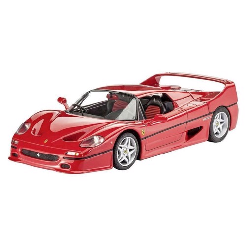 Image of Revell Byggesæt Construction Ferrari F50 Model (4009803073705)