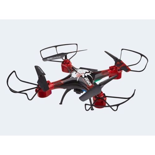 Image of Fjernstyret RC Quadrocopter Long Fligt Cam-Copter med kamera (4009803238760)