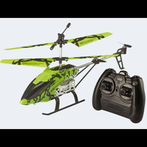 Image of Fjernstyret Helicopter Glowee 2.0 3 kanaler (4009803239408)