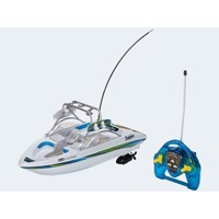 RC Speedboat Dolphin 38cm 2 channel 2 engines