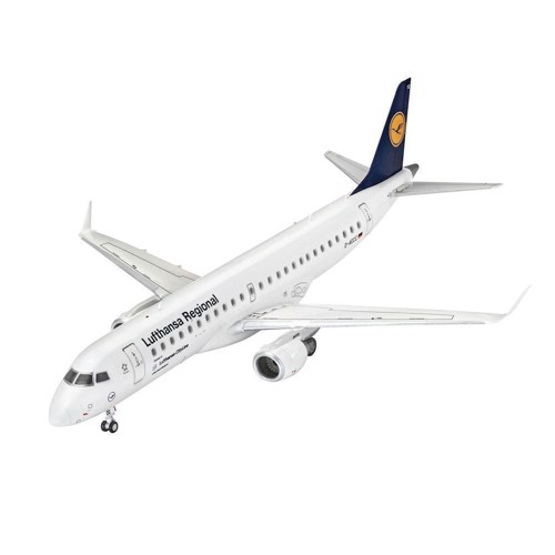 Image of Model Set Lufthansa Regional Jet Embraer 1: 144 (4009803639376)
