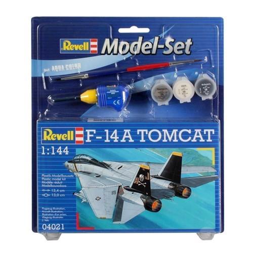Image of Revell Byggesæt Model Kit-F-14A Tomcat (4009803640211)