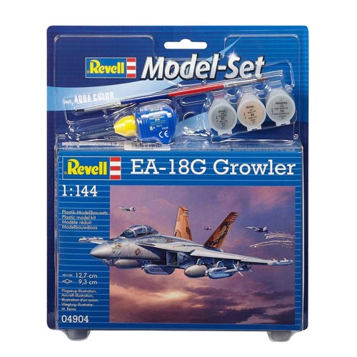 Image of   Revell Byggesæt -EA-18 g Growler