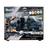 Revell byggesæt The Black Pearl - Pirates Of The Caribbean 1:150