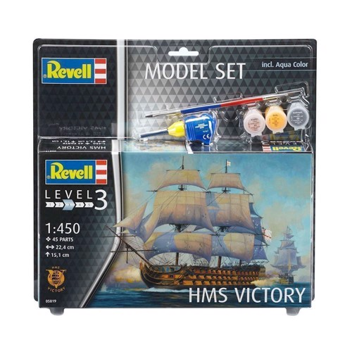 Image of   Revell Byggesæt - HMS Victory