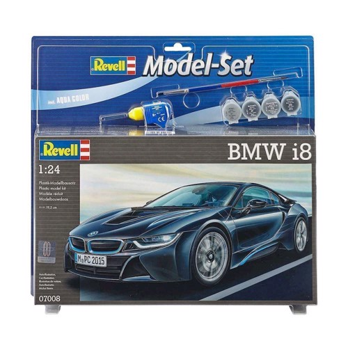 Image of Revell Byggesæt - BMW I8 (4009803670089)