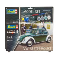 Revell Model Set - Volkswagen Beetle Police