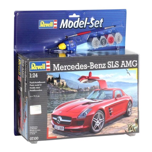 Image of   Revell Byggesæt -Mercedes SLS AMG