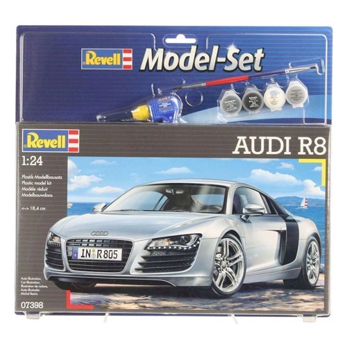 Image of Revell Byggesæt - Audi R8 (4009803673981)