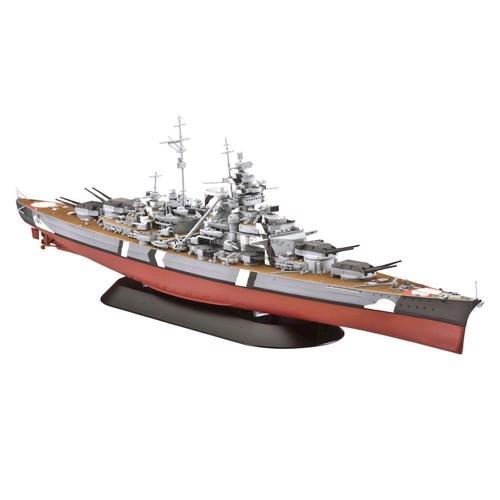 Image of   Revell Byggesæt Battleship Bismarck