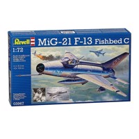 Revell MiG-21 F-13 Fishbed C