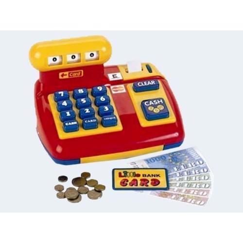 Image of   Klein legetøj kasseapparat mekanisk