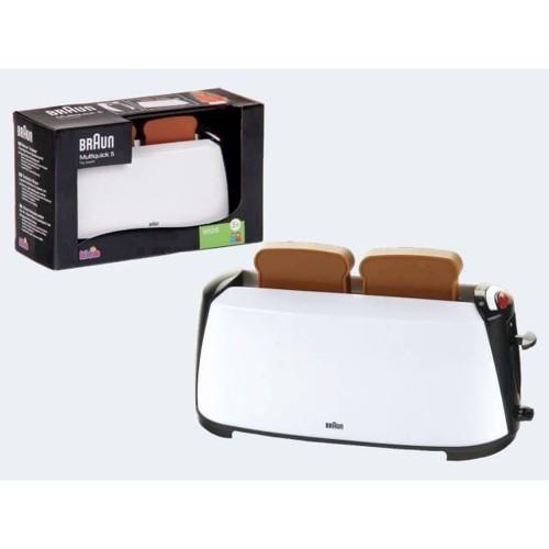 Image of   Braun legetøjs toaster